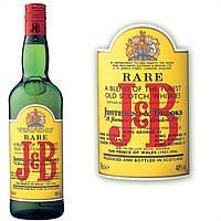 Виски-скотч Justerini & Brooks ― J&B 700 ml из Италии