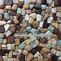 Галька галтованая из природного камня