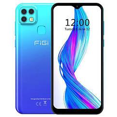Смартфон FIGI Note 1 pro 4/128GB Blue MediaTek Helio P25 4000 маг