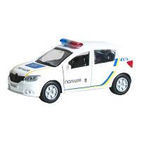 Автомодель Технопарк Renault Sandero Поліція інерційна SB-17-61-RSP