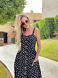 Гарний сарафан жіночий літній, фото 2