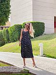 Гарний сарафан жіночий літній, фото 3