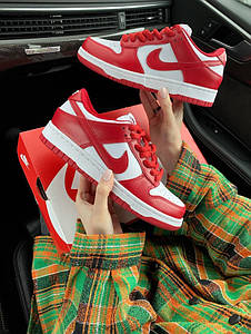 Dunk low Red