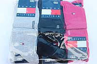 Носки женские TOMMY HILFIGER, короткие, тонкие, размер 36-40 / купить женские носки оптом оптом