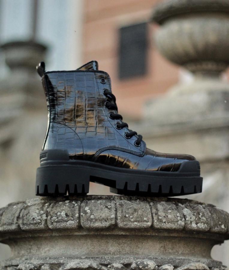 Boot Snakeskin(Premium)
