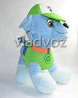 Мягкая игрушка щенок Рокки из мультфильма Щенячий патруль 34см.