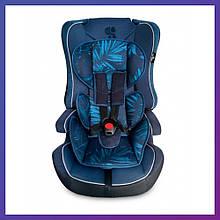 Детское автокресло-бустер от 12 месяцев до 12 лет группа 1/2/3 (9-36 кг) Lorelli EXPLORER синее