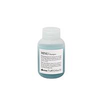 MINU Shampoo Шампунь для блеска и сохранения косметического цвета волос