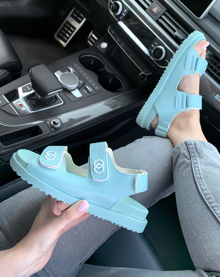 Sandals Sky Blue