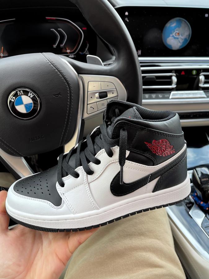 1 Retro White/Black