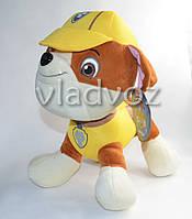 Мягкая игрушка щенок Крепыш из мультфильма Щенячий патруль 34см.