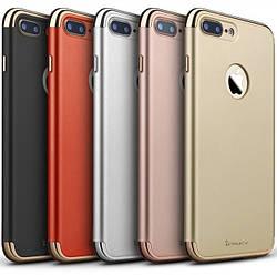 Пластиковый чехол iPhone 7 Plus iPaky (Бампер Soft Touch) (Айфон 7 Плюс)
