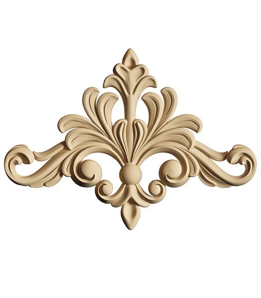 Декор для мебели - декоративный элемент Carving Decor DU 06