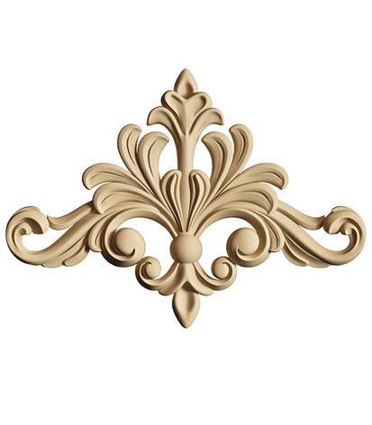 Декор для мебели - декоративный элемент Carving Decor DU 06, фото 2