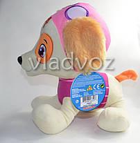 Мягкая игрушка щенок Скай из мультфильма Щенячий патруль 34см. , фото 3