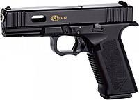 Пневматичний пістолет SAS G17 Blowback, фото 1