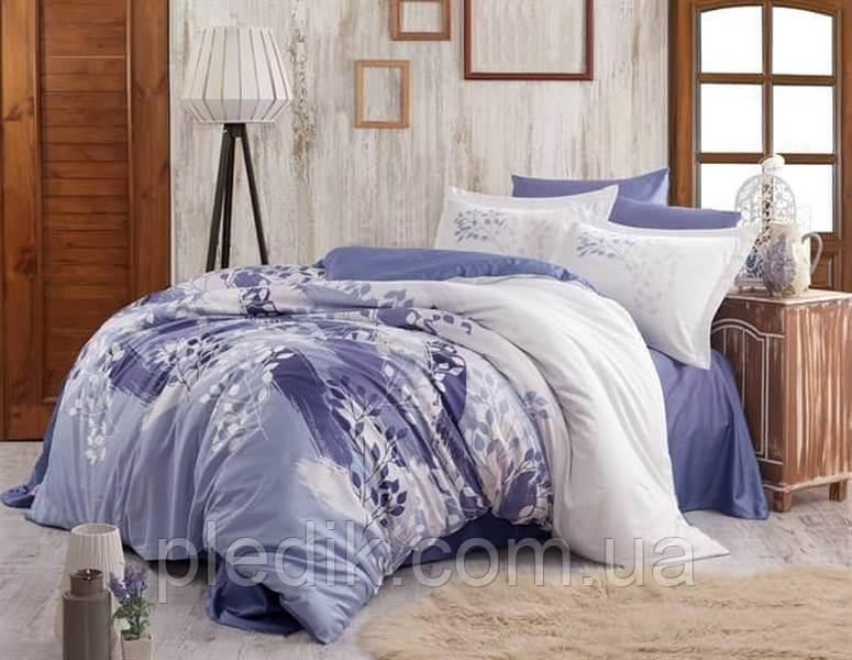 Комплект постельного белья 200х220 HOBBY Exclusive Sateen Noemi лиловый