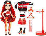 Уценка! Кукла Rainbow High Руби Ruby Anderson Red Clothes - Красная Рейнбоу Хай Руби Андерсон 569619 Оригинал, фото 3