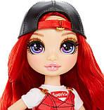 Уцінка! Лялька Rainbow High Рубі Ruby Anderson Red Clothes - Червона Мосту Хай Рубі Андерсон 569619 Оригінал, фото 6