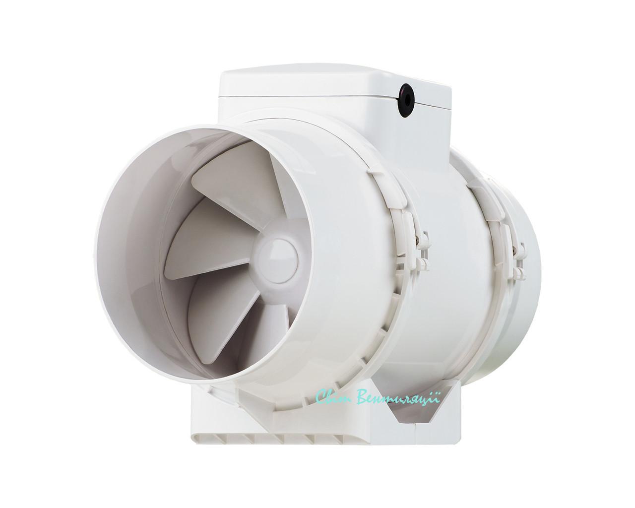 Канальный Вентс ТТ 125  вентилятор