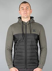 Зимова спортивна кофта Adidas (Adidas-JKT-7377-2) S