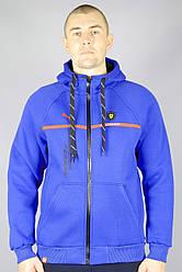 Зимова спортивна кофта Пума (Puma-zzz-Scuderia-1701S-2) S