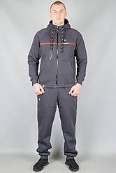 Зимовий спортивний костюм Пума (Puma-zzz-Scuderia-1701ANTR-Winter-Manjet-1) S