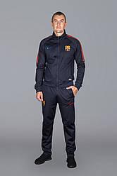 Чоловічий спортивний костюм Nike Barcelona (Nike-Barcelona-zzz-1771-1) S