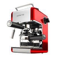 Ріжкова кавоварка еспресо Polaris PCM 4002A
