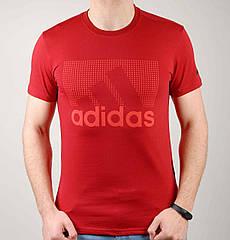 Футболка чоловіча Adidas (1690-2) S