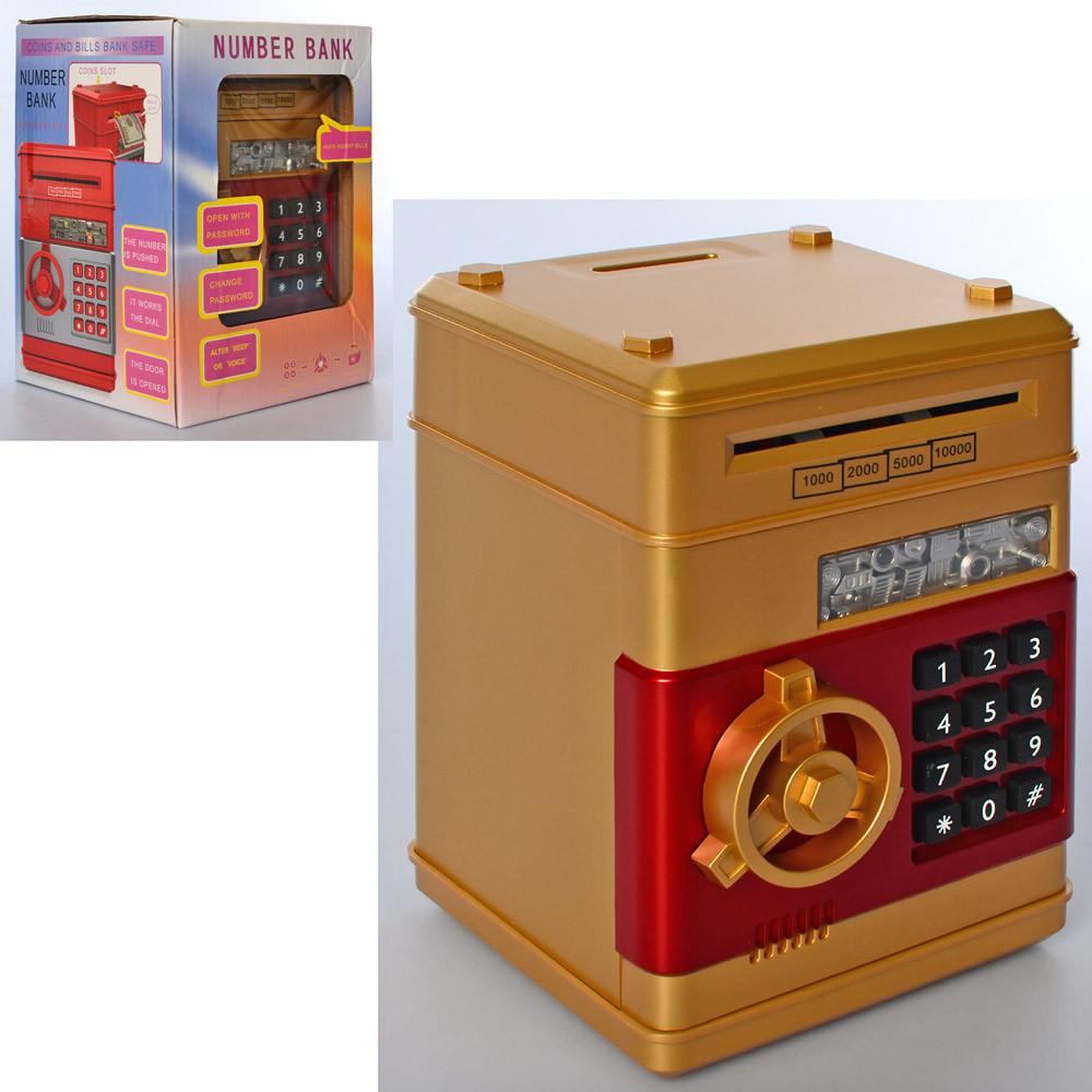 Сейф игрушечный со звуковыми эффектами модель тополь м 1 35 купить