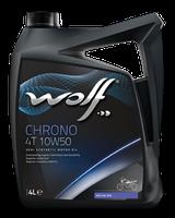 Моторное масло Wolf Chrono 4T 10W-50 1л