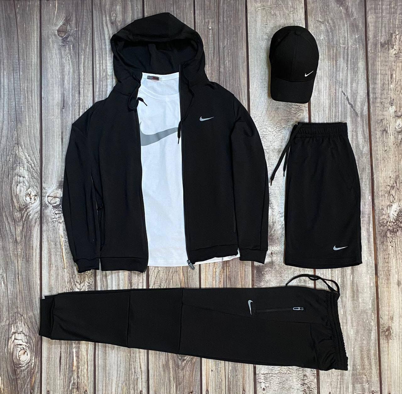 Чоловічий спортивний костюм Nike Revival
