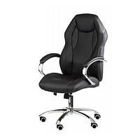 Крісло офісне Special4You Cross Black (E4787)