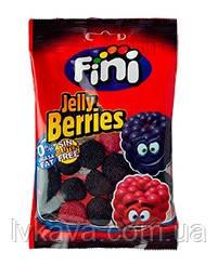 Мармеладні цукерки Fini Jelly Berries , 100 гр, фото 2