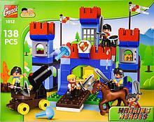 Дитячий конструктор замок, 138 деталей
