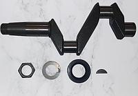 Коленчатый вал (коленвал) компрессора СО-7Б