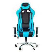 Геймерське крісло Special4You ExtremeRace Black/Blue