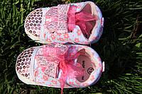 Детские пинетки кроссовки, фото 1