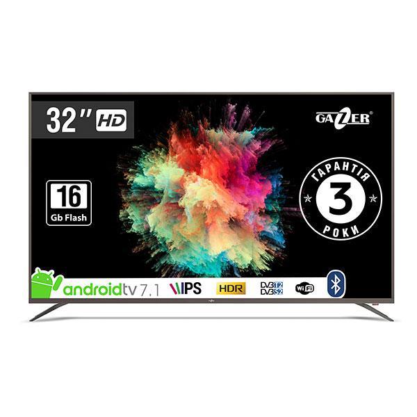 Телевізор 32 Gazer TV32-HS2G