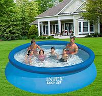 Детский надувной бассейн объем 5621 л , Надувной бассейн для всей семьи