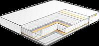 Ортопедичний матрац Balans Soft/ Баланс Софт пружинний ( незалежна пружина - покет)