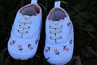 Детские пинетки, кроссовки 13см, фото 1