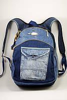 Рюкзак из джинсов, фото 1