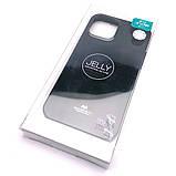 Гелевый (TPU) чехол Goospery Jelly Case для IPhone 12 PRO 6.1, фото 3
