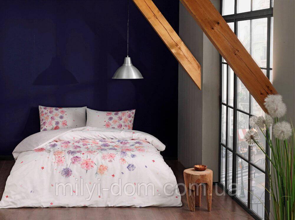 Набор постельного белья TAC Ezra Pink (полуторный)