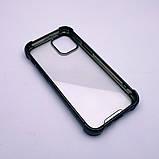 Чехол-накладка Goospery с прозрачной задней стенкой для IPHONE 12 MINI(5.4), фото 2