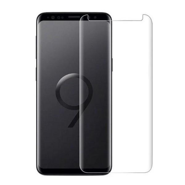 Захисне скло Samsung Galaxy G965 S9 Plus 3D Tempered Glass Screen Protector UV прозоре Nano Optics