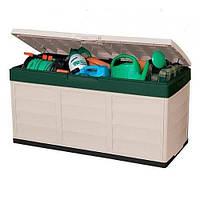 Садовий ящик для зберігання інвентаря Keter 305 л.