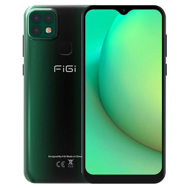 Смартфон FIGI Note 1 pro 4/128GB Green MediaTek Helio P25 4000 мАч